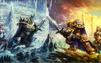 warcraft,arthas,heroes of the storm,sylvanas