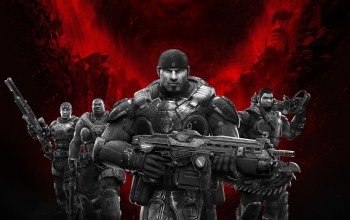 Друзья,Gears of war: ultimate edition,винтовка