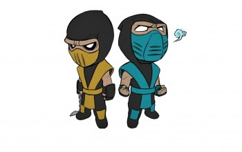 Mortal kombat,scorpion