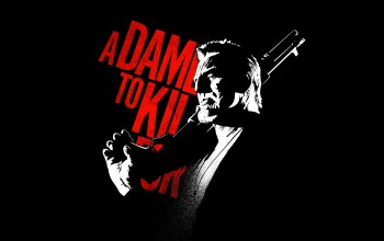 Shotgun,marv,Mickey rourke,a dame to kill for,sin city 2