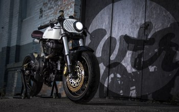 motorcycle,cm450,Wrenchmonkees,cafe racer