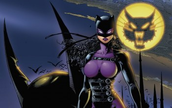 Catwoman guardian of gotham,latex,uniform