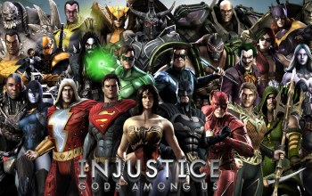 wonder woman,Injustice:gods among us,killer frost,deathstroke,harley quinn,superman
