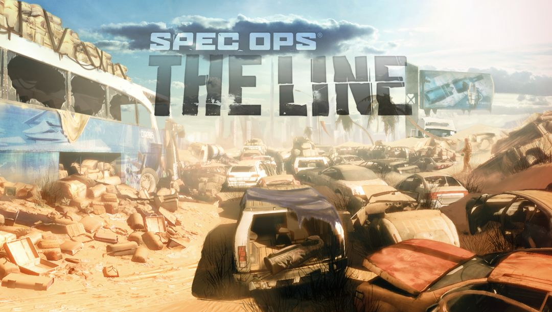 2k games,3rd person,shooter,софтклаб,yager development,action,Spec ops: the line