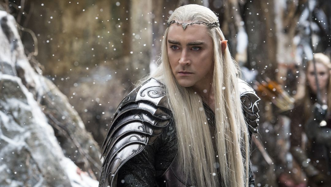 film,the hobbit 3,thranduil,The hobbit,movie,the battle of the five armies,lee pace