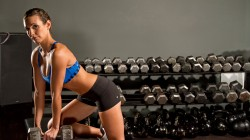 woman,gym,dumbbells,Weights