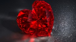 Diamond,Red,сердце,heart,jem,brilliant