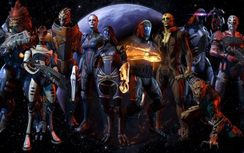 multiplayer,game,quarian,turian,mass effect
