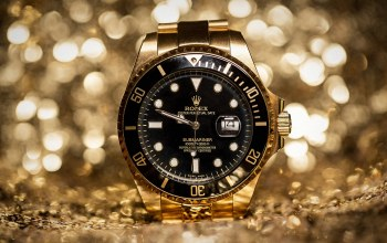 Golden hour,rolex