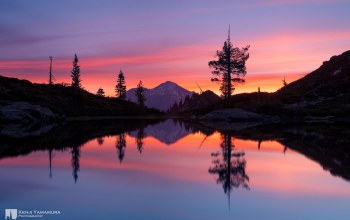heart lake,photographer,Kenji yamamura,mount shasta