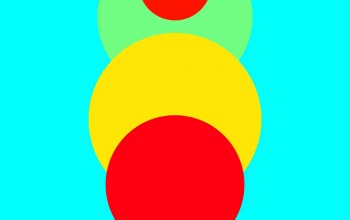 circles,blue,lollipop,line,abstraction,yellow,Red,5.0,design