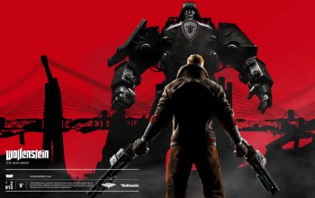 пк,machinegames,playstation 3,playstation 4,Wolfenstein: the new order,bethesda softworks