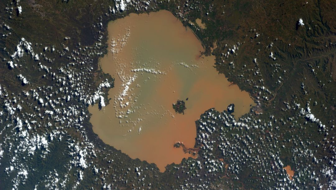 Ethiopia,Earth from space,lake tana