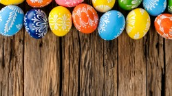spring,happy,яйца,wood,eggs,holiday,пасха,colorful,Easter,Весна