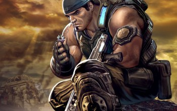 gears of war,Marcus fenix,солдат