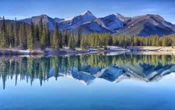 kananaskis country,Forgetmenot pond,кананаскис,canadian rockies,alberta,canada