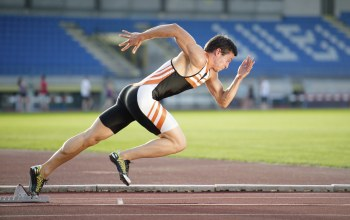 Sprinting,Athletics