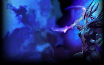 Vengeful spirit,фон профиля,steam