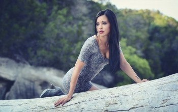 girl,park,woman,female,brandi,boulder,fashion,rocks,big,beautiful,glen,digital,rose