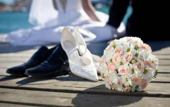 groom,свадьба,shoes,Bouquet,bride,цветы,wedding,roses