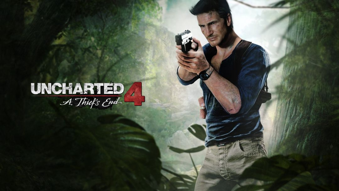 playstation,мужчина,ps4,naughty dog,uncharted 4