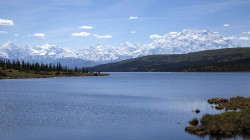 alaska,Wonder lake,Denali national park,alaska range