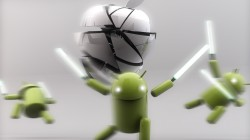 silver,green,lightsaber,android,apple,White
