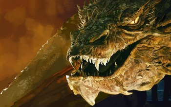 Smaug,lord of the rings,the hobbit: the desolation of smaug