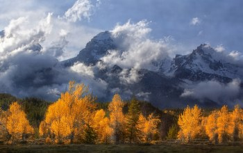 wyoming,гранд-титон,вайоминг,rocky mountains,Grand teton national park