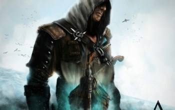 эдвард кенуэй,Вода,edward kenway,iv black flag,assassins creed