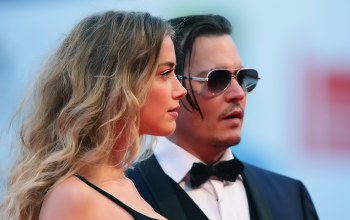 Amber heard,супруги,johnny depp,black mass,эмбер хёрд депп
