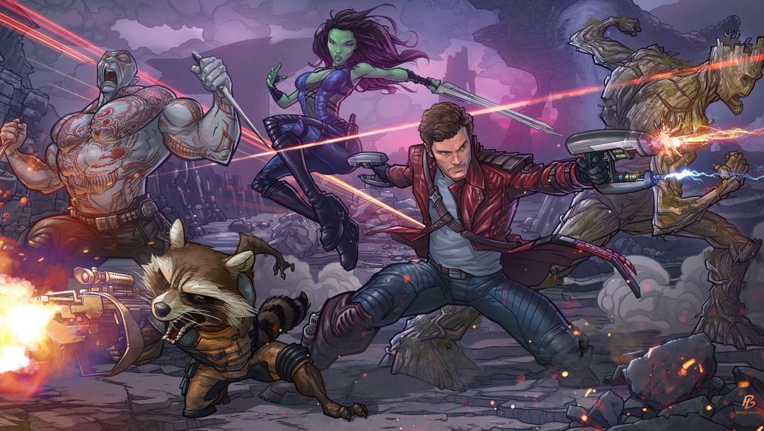 drax,guardians of the galaxy,peter quill,groot
