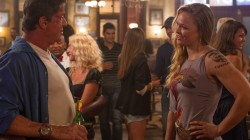 sylvester stallone,ronda rousey,The expendables-3