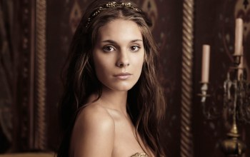 Reign,caitlin stasey,царство