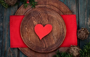 стол,сердце,holiday,украшение,table,decoration,romance,heart