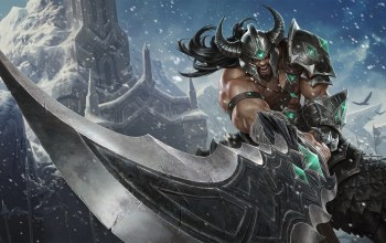 доспехи,скалы,tryndamere,league of legends