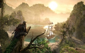 Assassins creed iv: black flag,эдвард,черный флаг,пират