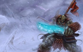 orcs,wow,знамя,world of warcraft
