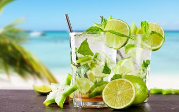мохито,lime,коктейль,cocktail,tropical,drink,Mojito