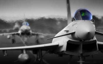 military aviation,Eurofighter typhoon,military aircraft