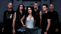 blue,dark,metal,within temptation,the silent force,promo,sharon den adel,symphonic,рок