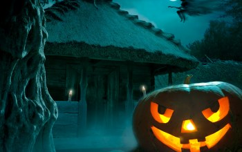 witch,holiday,Halloween,тыква,hounted house,happy,pumpkin