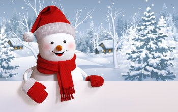 happy,cute,снеговик,winter,snow,Snowman