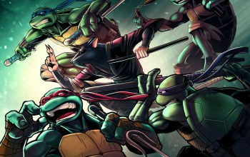 Raphael,splinter,michelangelo,teenage mutant ninja turtles,tmnt