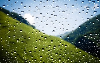 drops,rain,Window,makro