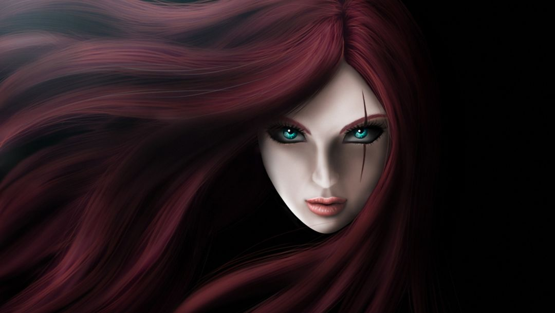 the sinister blade, katarina,league of legends