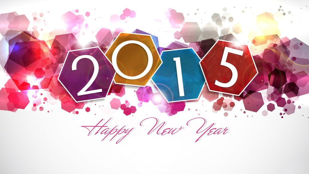 Happy new year,2015