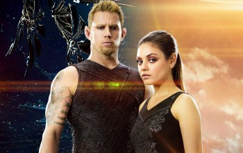 Space station,tattoo,Jupiter ascending,Channing tatum,guardian,soldier,queen