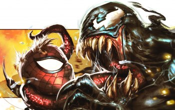 symbiote,Marvel comics