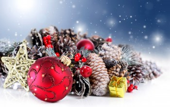 Happy new year,star,decoration,winter,merry christmas,balls